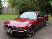 Shed Of The Week: BMW 740i