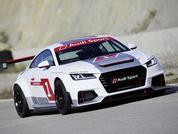 Audi TT Cup race series announced