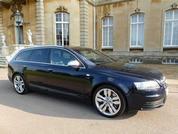 Audi S6 Avant 5.2 FSI: Spotted