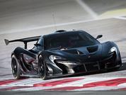 McLaren P1 GTR new details