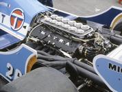 Matra V12 at Monza: Time For Tea?