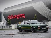 BMW E30 track project