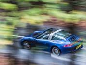 Porsche 911 Targa 4 S: Review