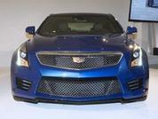 Cadillac reveals 450hp ATS-V