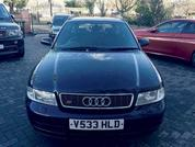 Audi S4 (B5): Spotted