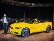 Mustang goes global: Time For Tea?