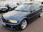 Shed Of The Week: BMW 320ci (E46)
