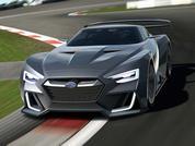 Subaru Viziv Vision Gran Turismo concept