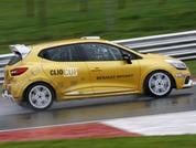 Renaultsport Clio Cup race car: Driven
