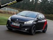 Peugeot 208 GTI 30th: Review