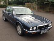 Shed Of The Week: Jaguar XJ8