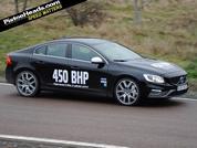 450hp Volvo S60 Drive-E Concept: Driven