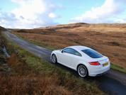 Audi TT to the Isle of Mull