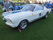 Carroll Shelby goes racing: Time For Tea?
