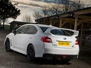 Subaru WRX STI: PH Fleet