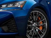 New Lexus 'F' concept at Detroit