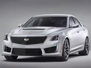 New 640hp Cadillac CTS-V launched