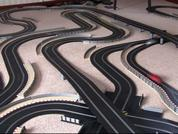 200ft of Scalextric: Time For Tea?
