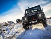 Land Rover Defender 90: PH Fleet