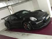 Porsche 911 GT3 RS undisguised