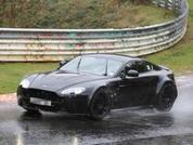 Aston Martin Vantage GT3 teased