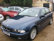 Shed Of The Week: BMW 535i