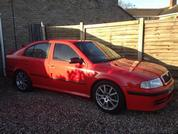Shed Of The Week: Skoda Octavia vRS