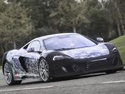 New McLaren 650S for Geneva