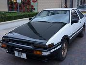 Toyota Trueno AE 86: You Know You Want To