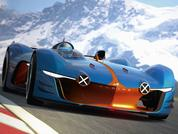 Alpine creates Vision Gran Turismo concept