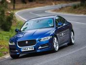 Jaguar XE: Driven