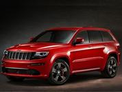 Jeep Cherokee SRT 'Red Vapor' launched