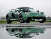 Lotus Exige Automatic spec confirmed