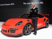 Porsche - Geneva 2015