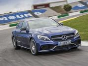 Mercedes-AMG C63: Driven