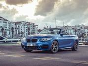 BMW M235i Cabriolet: Driven