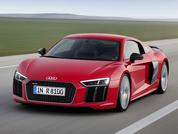 New Audi R8 revealed
