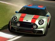 Mini creates Vision Gran Turismo Clubman