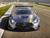 Mercedes AMG GT3 new info