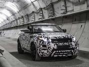Land Rover confirms Evoque Convertible