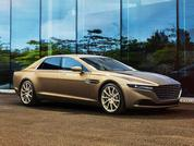 Aston extends Lagonda production
