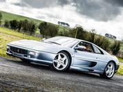 Ferrari F355 GTB: Spotted