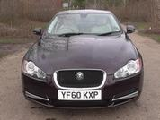 Jaguar XF 5.0 V8: You Know You Want To