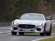 Mercedes-AMG GT3 testing?