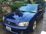 Subaru Legacy B4 RSK: PH Carpool