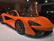 McLaren - New York 2015