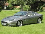 Aston Martin DB7: Spotted
