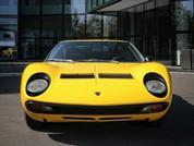 Lamborghini restores restoration dept