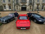 Wilton Classic & Supercar with Castrol Edge