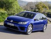 VW Golf R Estate: Review